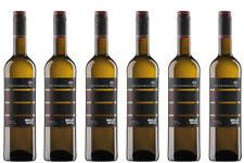 6 Flaschen Merlot Blanc de Noir. Füllig, saftig, feiner Schmelz, frisch, elegant