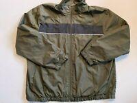 Starter Mesh Lined Full Zip Windbreaker Jacket Men's Size 2XL