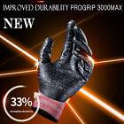 3M Pro Grip 3000 Work Gloves MAX Embossing Coating Builders Mechanic NEW 1~20