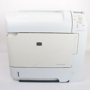 HP LaserJet P4014N Workgroup Laser Printer