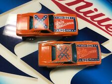 Rebel Hot Wheels 1970 Hong Kong Dixie Challengers 1 Hand picked with patina 1 Nm