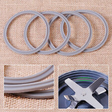 4x New Sale Replacement Sealing Ring Gaskets Extractor Fit for Nutri Bullet 900W