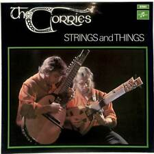The Corries - Strings And Things - LP Vinyl Record