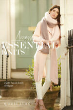 Essential Knits Accessories  knitting pattern book Quail Studio