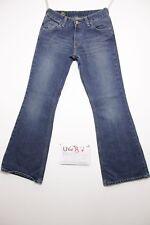 Lee bootcut boyfriend jeans gebraucht (Cod.U487) Tg.43 W29 L30 Frau