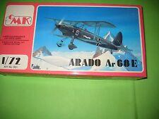 ARADO AR-68 E BY CMK 1/72 SCALE
