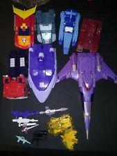Transformers Studio Series 86 & Kingdom Lot Optimus Prime, Cyclonus, Hot Rod ETC