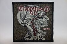ENTOMBED AD DEAD DAWN  WOVEN   PATCH