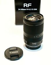 Canon RF 24-240mm f4.0-6.3 IS USM