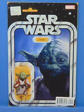 Star Wars #20 Yoda Action Figure Variant Edition Marvel Comics HP1998