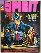 The Spirit #1 (Apr 1974, Warren) - VF One Owner Actual Photos