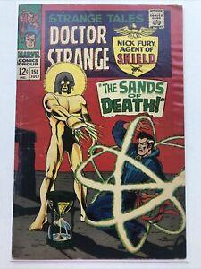 Strange Tales 158, Marvel 1967, 1st Living Tribunal, Dr Strange