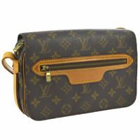 AUTHENTIC LOUIS VUITTON SAINT GERMAIN 24 SHOULDER BAG MONOGRAM M51210 A45001