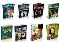 100 Weight Loss and Fitness PDF eBook Free Shipping With Master Resell Rights
