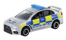 Takara Tomy Tomica #39 Mitsubishi Lancer Evolution X British Police Taye Toy