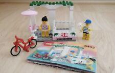 Lego 6402 Town Sidewalk Cafe Paradisa System Vintage