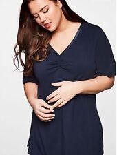Blue Womens T shirt Size 30/32