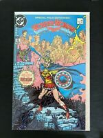 WONDER WOMAN #10 (VOL.2) DC COMICS 1987 VF+