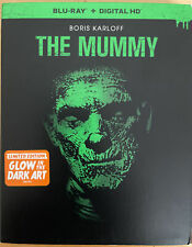 The Mummy Blu-ray Sealed W/Slipcover Limited Edition Glow In the Dark Art