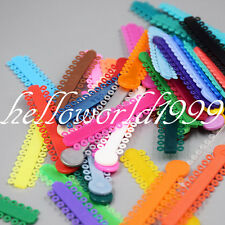 Dental Orthodontic Ligature ties Elastic Rubber Band Brace Multi Color 1008 Ring