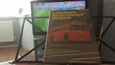 London's Suburban Buses / British Buses Since 1945 Hardback Books ebay uk