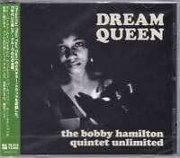 THE BOBBY HAMILTON QUINTET UNLIMITED CD DREAM QUEEN 1972 JAZZ LIMITED EDITION