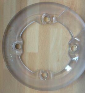 Gravity Bash Ring bashguard chainguard 104bcd 4-bolt 32T - 34T, DH. NEW