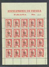 Sellos de 5 sellos