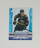 2020-21 Upper Deck Tim Hortons Clear Cut Phenoms Rasmus Dahlin CC-12