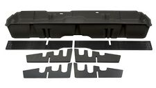 Du-Ha Underseat Storage Gun Case 07-13 GMC Sierra Crew Cab Dark Gray 10042