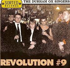"Beatles Revolution 9 Cover/Pink Floyd/Doors 7"" Single Durham Ox Singers"