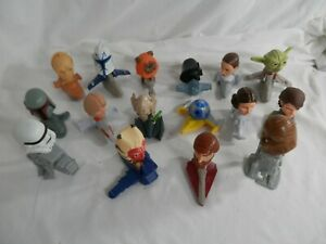 Lot 16 McDonalds Star Wars The Clone Wars Happy Meal Toys 2008