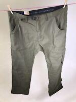 PRANA Men's Stretch Zion Pants Size 42 x 32 NWOT Hiking Pants Regular Fit