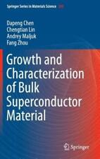 Growth and Characterization of Bulk Superconductor Material
