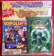 TOPOLINO N° 2707 PIU GADGET  NUOVO SIGILLATO MICKEY MOUSE WALT DISNEY