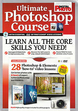 ULTIMATE PHOTOSHOP COURSE with ESSENTIAL DVD OF PHOTOSHOP VIDEO LESSONS @NEW@