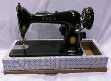 HEAVY DUTY ANTIQUE VINTAGE SINGER Sewing Machine 66-16