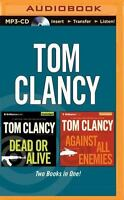 Tom Clancy – Dead or Alive and Against All Enemies (2-in-1 Collection) (Jack Ry