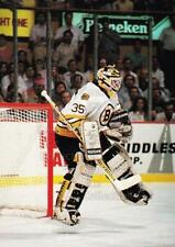 1990-91 Boston Bruins Sports Action A #16 Andy Moog