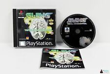 ★ Playstation PS1 Spiel - SWING TOTAL MIND CONTROL - Komplett in OVP ★