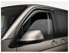 VW T5/T6 Original Zubehör Windabweiser / Farbe: Rauchgrau / ab Baujahr 2003