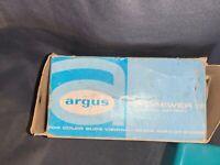 Vintage Argus Pre-Viewer III With Original Box