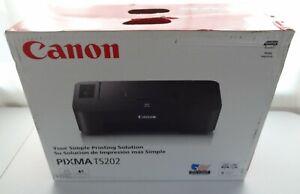 NEW Canon Pixma TS202 Color Inkjet Printer Impression 243 Black 244 Color Sealed