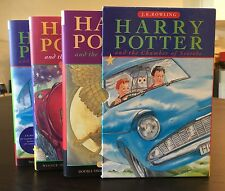 NEW Harry Potter It's Magic Trilogy Box Set - 3 Hardback w Sleeve Rare