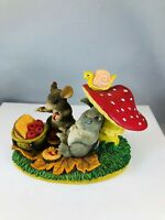 Charming Tails Life's a Picnic With You 83/701 Figurine