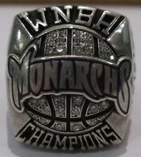WNBA CHAMPIONSHIP RING 2005 SACRAMENTO MONARCHS Basketball Finals Maloof NBA