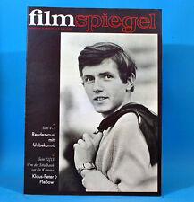 DDR Filmspiegel 2/1969 Kati Kovacs Manfred Krug Catherine Deneuve Kl.-P. Pleßow