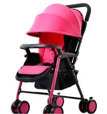 Buggy Hello Panda Sitz- Liegefunktion Sportbuggy Moskitonetz Becherhalter, pink