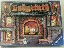 Rare vintage 1992 Labyrinth Family Board Game Ravensburger made in Germany 8 up