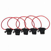 Hot Sale 5 x auto in linea lama portafusibili impermeabile Splash Proo MR